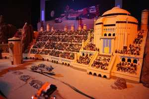 LEGO Star Wars has Replicated a Famous Scene from Episode I