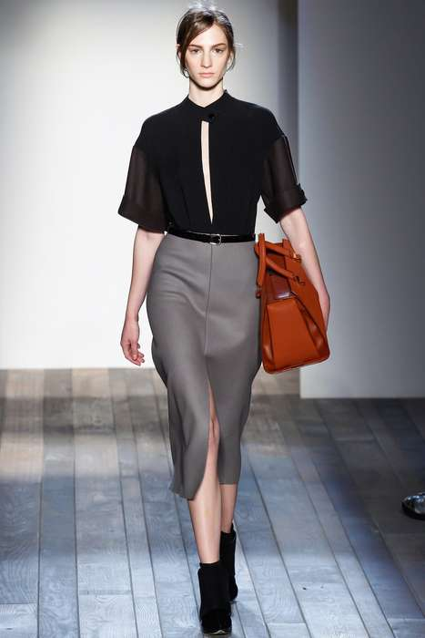 Victoria Beckham Fall 2013 