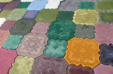 Colored Concrete Flooring