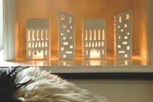 Illuminate the Home with Kahler Urbania Ceramic House Decor