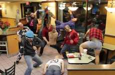 McDonalds is Used as a Spot for These Harlem Shake Videos