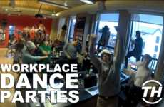 Trend Hunter Office Does Best Harlem Shake Video