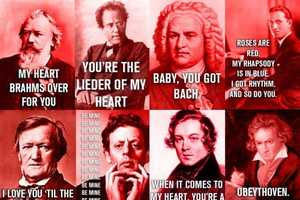 The New York Philharmonic Orchestra Has Your Back for V-Day