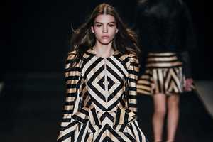 The Jill Stuart Fall 2013 Collection is Angular Throughout