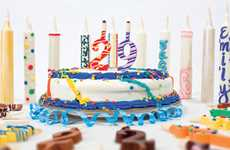 10 Boastful Birthday Cake Candles