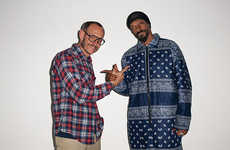 Style Evolution Pictorials - Terry Richardson Shoots Snoop Lion Photos For Vice