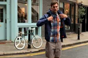 H&M's New Bike Fashion Line Combines Style with Functionality