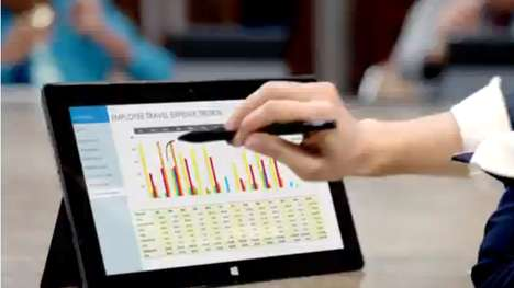 microsoft surface commercial