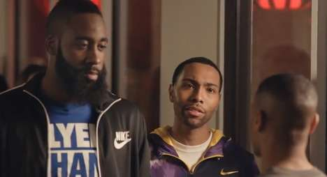 foot locker mirror commercial