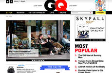 E-commerce Magazine Ventures - The GQ Selects Program Will Feature Apparel on Mr Porter