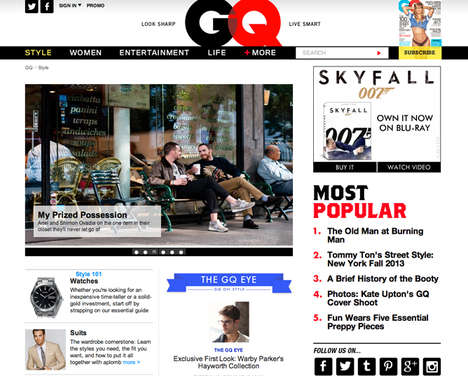 GQ Selects Program 