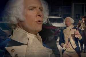 This Honda Commercial is In Preparation for President's Day