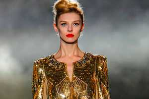 The Badgley Mischka Fall 2013 Collection is Decadent