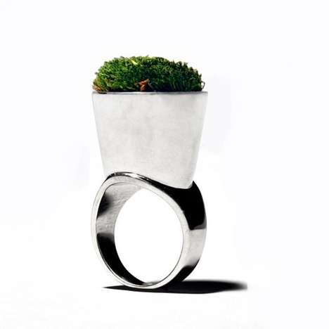 Growing Jewelry Rings