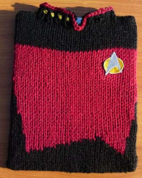 Star Trek iPad covers
