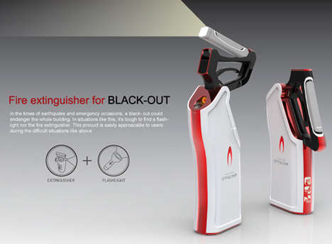 Extinguisher for Black Out