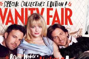 The Vanity Fair 2013 Hollywood Issue Packs in the Stars