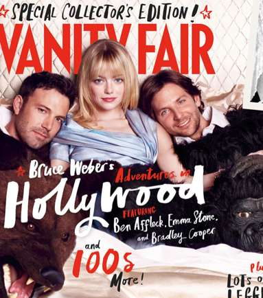 vanity fair 2013 hollywood issue