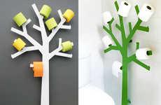 Toilet Paper Trees