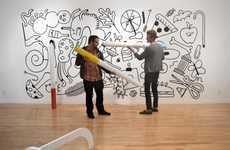 Crowdsourced Art Exhibits