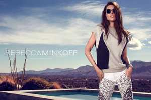Rebecca Minkoff Spring 2013 Gets You Pining for Warmer Weather
