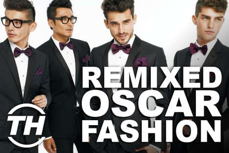 Red Carpet Fashion for Men