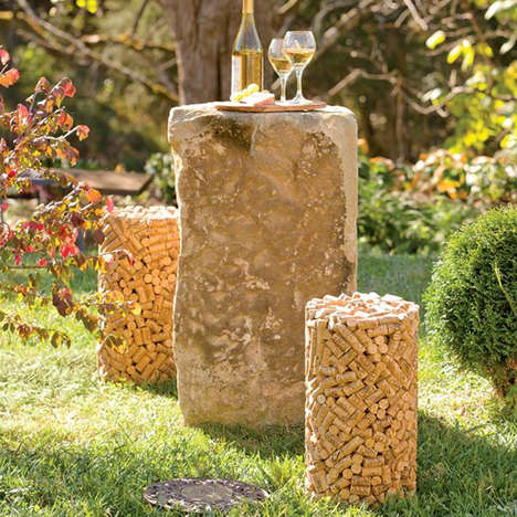 Recycled Wine Cork