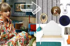 Songstress-inspired Interior Decor