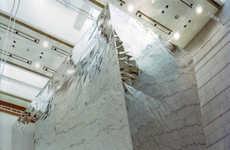 Collosal Floating Monoliths
