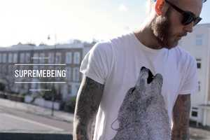 The Supremebeing Spring/Summer 2013 Lookbook Explores Simplicity