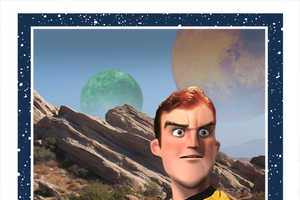 Phil Postma's Star Trek Crossover with Pixar Has Brilliant Form