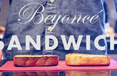 DIY Pop Superstar Sandwiches