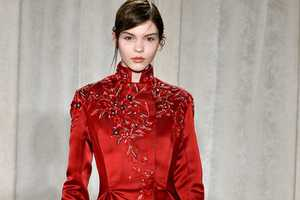 The Marchesa Fall 2013 Ready-to-Wear Collection is Exquisite