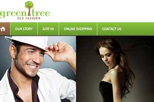 The Green Tree is an Online Shopping Site Devoted to Eco Fashions