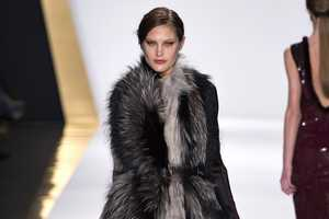 The J. Mendel Fall 2013 Line Channels Classic Russian Style