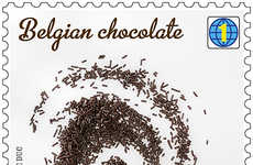 Chocolate-Flavored Postage