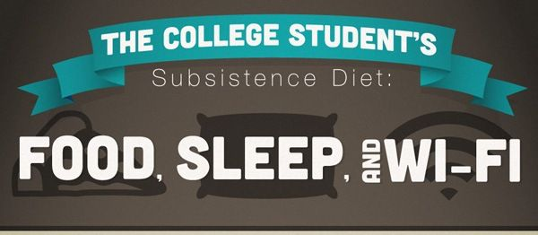 Web-Infused College Infographics