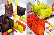 Neon Luxury Carriers