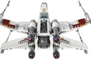 This 1,158 Piece LEGO X-Wing Set is Right Out of Star Wars