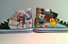 Cult Cartoon High Tops