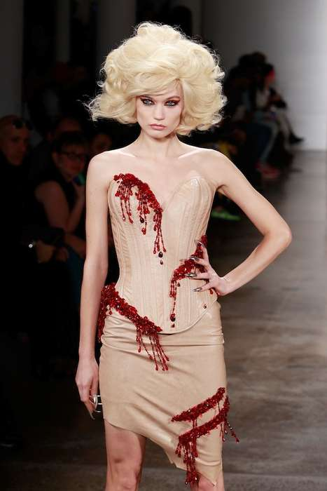 Horror Inspired Couture