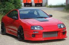 Iconic Sportscar Copycats