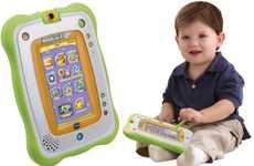 Tech-Savvy Tot Tablets