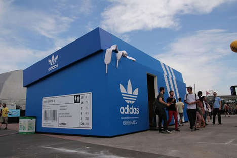 adidas Originals Popup Shop