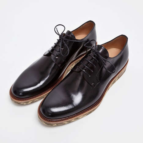 Dries Van Noten Derby Shoe