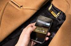 Burberry's Runway Made-to-Order Service Engraves User Names
