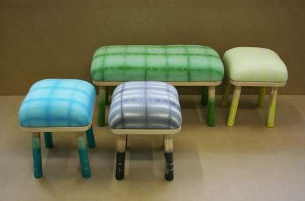 Dip Dyed Furniture