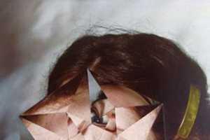 The Art of Julie Cockburn Blurs Retro Portraits