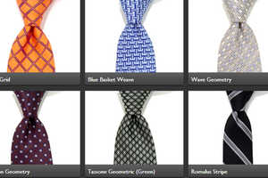 The Tie Society Lets Its Members Order and Exchange Ties