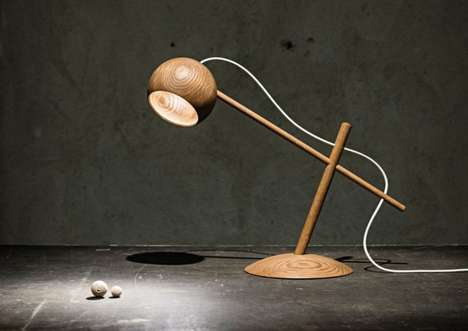 Oo Desk Lamp